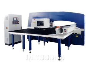 servo cnc turret punching machine 3